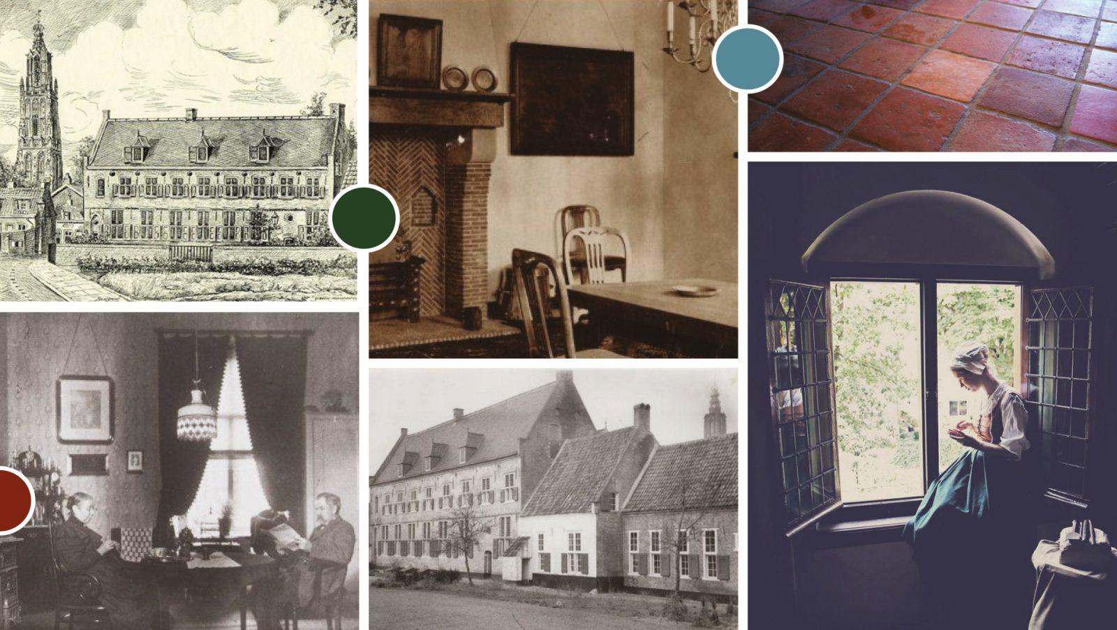 geschiedenis Marienhof